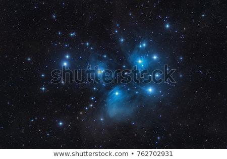 yedi · güneş · ışık · ay · uzay - stok fotoğraf © rwittich