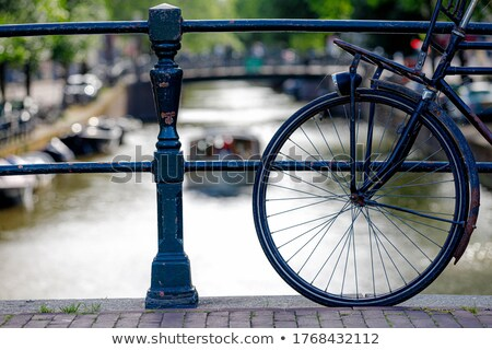 Amsterdam architecture Stock photo © joyr