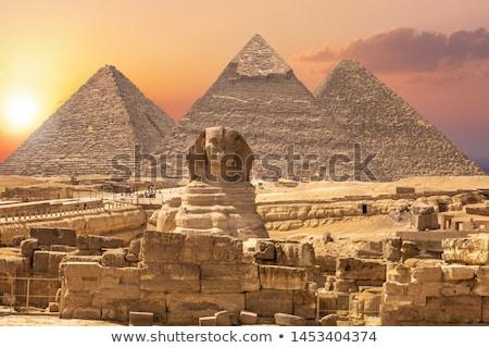 piramid stock photo © netkov1