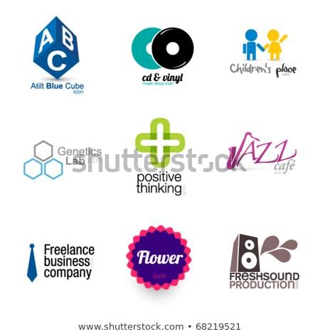 Multiply Sign Green Vector Icon Design Stock photo © rizwanali3d