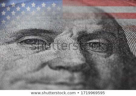Abstrato dólar moedas novo moeda Foto stock © feverpitch