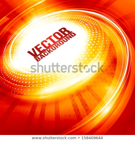 Abstract red ray twirl background Stock photo © punsayaporn
