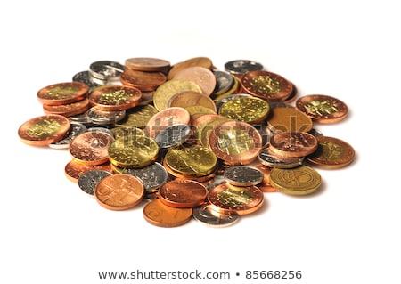 czech coins isolated stock photo © jonnysek