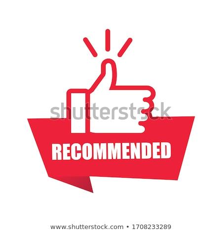 ベスト にログイン クリーン 現実的な 言葉 ストックフォト © HypnoCreative