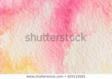 Kézzel készített papír sablon skicc terv divat Stock fotó © Anna_leni
