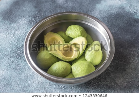 üst · görmek · gıda · arka · plan · yeşil · yeme - stok fotoğraf © alex9500