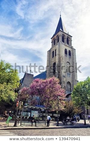 Manastır Paris kilise Fransa şehir kentsel Stok fotoğraf © borisb17