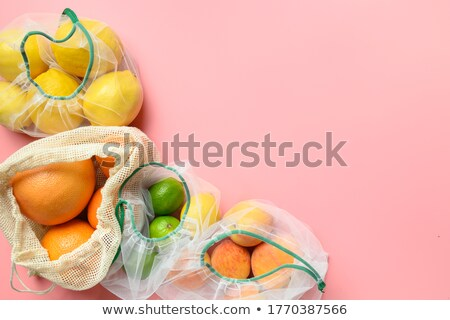 Vegan Health Food Background Border Stock photo © marilyna