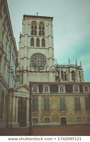 Palace Saint Jean, Lyon, France Stock photo © borisb17