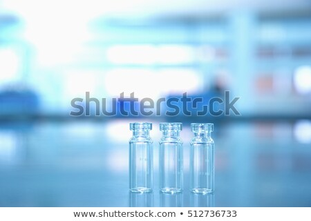 Three vials  Stock photo © RuslanOmega