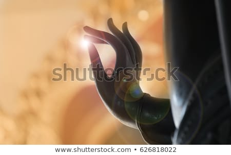 big hand buddha stock photo © witthaya