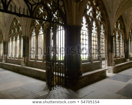 Westminster ver abadia Londres adorar catedral Foto stock © ribeiroantonio