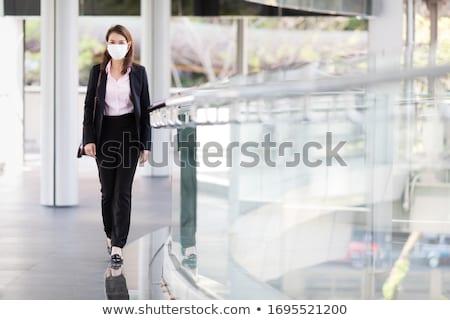 Gülen yürütme dışında ofis binası ofis Bina Stok fotoğraf © photography33