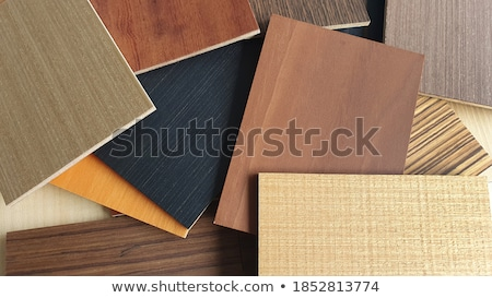 Backgrounds collection - Multi colored wooden plank wall Stock photo © nemalo
