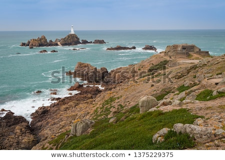 German Atlantic Wall Bunker, Jersey Stock photo © Bertl123