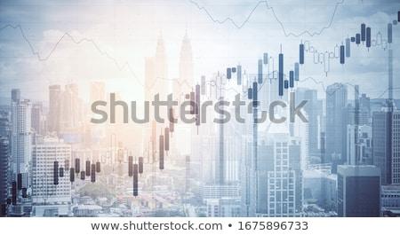 inwestycja · dziedzinie · sadzonki - zdjęcia stock © tashatuvango