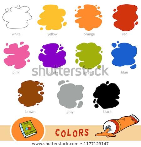 colorful tubes stock photo © pressmaster