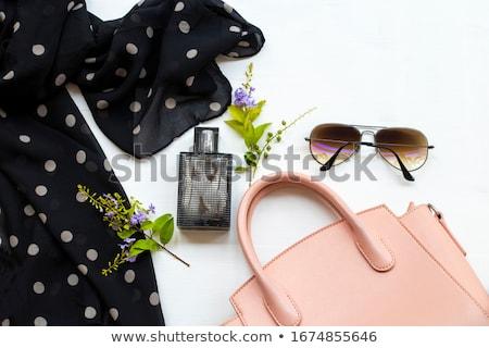 pink hand bag stock photo © dezign56