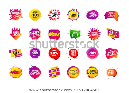 Discount message on paper Stock photo © fuzzbones0