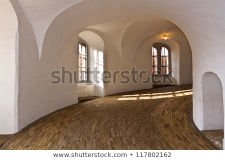 внутри Копенгаген город зале интерьер декораций Сток-фото © prill