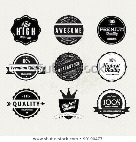 najlepszy · kolekcja · oryginał · papieru · wydruku - zdjęcia stock © kyryloff