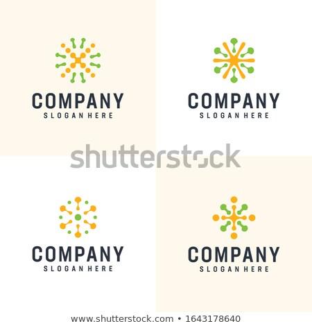 establecer · cuatro · rojo · verde · amarillo · azul - foto stock © colematt
