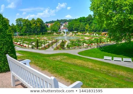 Ludwigsburg Palace,Germany Stock photo © borisb17