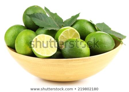 Inteiro tigela comida alimentação saudável vegetariano Foto stock © dolgachov