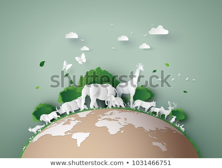 Animal Protection Stock photo © Lightsource