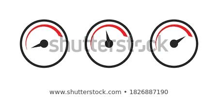 исполнении измерение индикатор низкий загрузка уровень Сток-фото © evgeny89