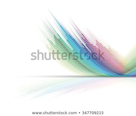 Company information abstract concept vector illustrations. Stock photo © RAStudio