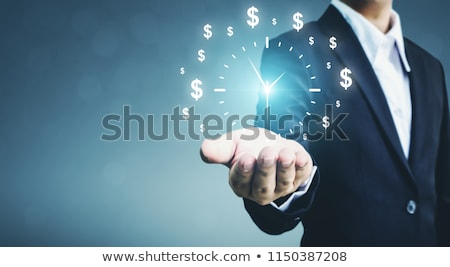 Save your investment Stock photo © Ansonstock