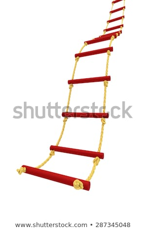 rope-ladder Stock photo © perysty
