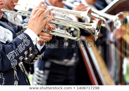Mariachi Stock photo © adrenalina