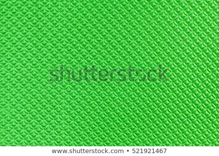 Verde vinil textura parede abstrato Foto stock © homydesign