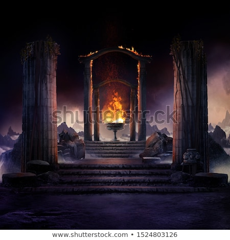 ancient temple stock photo © anbuch