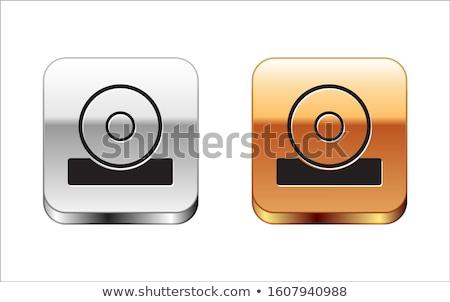 science instruments square vector black button icon design set stock photo © rizwanali3d