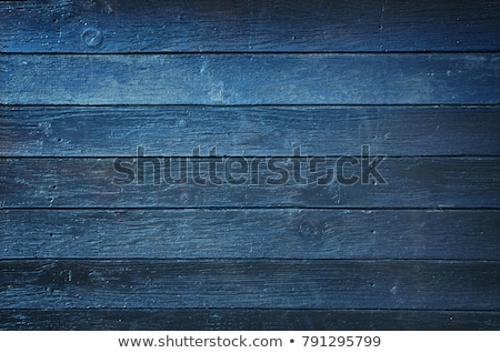 Vintage Blue background wood wall, concept Stock photo © H2O