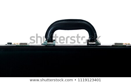 Black business briefcases Stock photo © shutswis