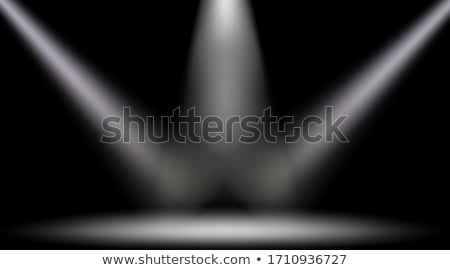 spotlight illuminated Stock photo © Andriy-Solovyov