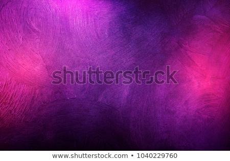 roxo · triângulo · diversão · branco · estúdio - foto stock © sarts