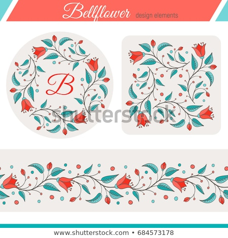 Floral Seamless Pattern Flower Swirl Background Ornamental Brocade