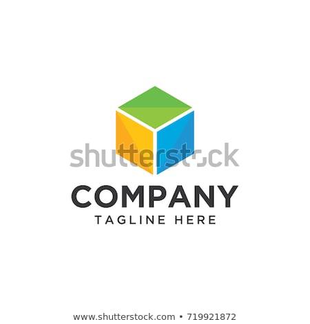 abstract · Blauw · business · poster · banner · vector - stockfoto © taufik_al_amin