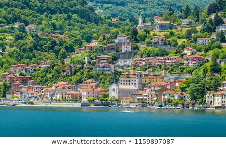 Argegno, Italy Stock photo © boggy