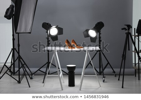 objects for shooting stock photo © pressmaster