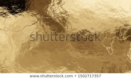 Crumpled metal background. Stock photo © Leonardi