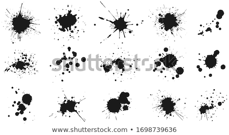 blot ink Stock photo © Paha_L