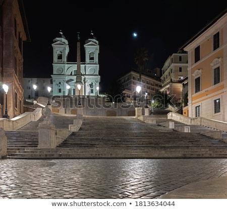 Roma · vista · de · la · calle · ciudad · agua - foto stock © vladacanon