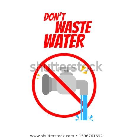 Stockfoto: Stoppen · water · kleurrijk · woorden · Blackboard · voedsel