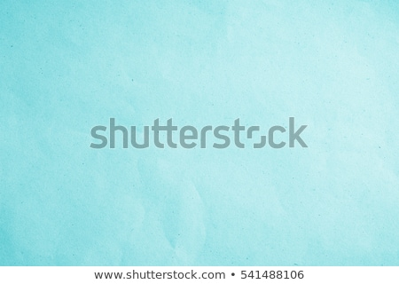 blue paper folded stock photo © thp